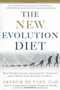 The New Evolution Diet de Arthur de Vany