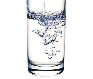 de l'eau pour la santé