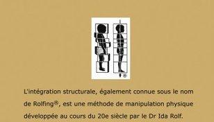 Le rolfing, un livre en français