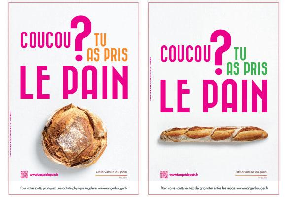 Source de l'image, comestible.fr http://www.comestible.fr/2013/06/11/coucou-tu-as-pris-le-pain-ou-quand-le-pain-part-en-campagne/