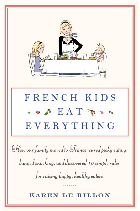 Les petits français mangent de tout, vraiment ?