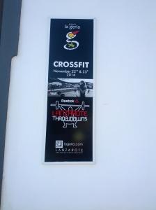 Du crossfit et des vibram à Lanzarote, still paleo !
