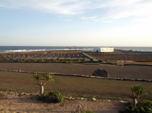 Salines à Fuerteventura